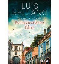 Reiselektüre Portugiesisches Blut Heyne Verlag (Random House)