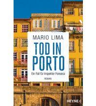 Reiselektüre Tod in Porto Heyne Verlag (Random House)
