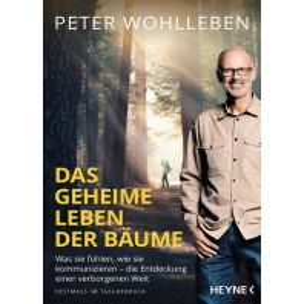 Naturführer Das geheime Leben der Bäume Heyne Verlag (Random House)