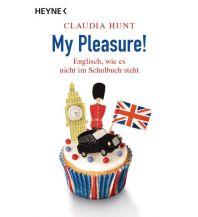 Sprachführer My Pleasure! Heyne Verlag (Random House)