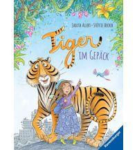 Kinderbücher und Spiele Tiger im Gepäck Ravensburger Buchverlag