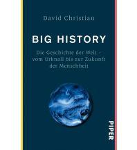 Reiselektüre Big History Piper Verlag GmbH.