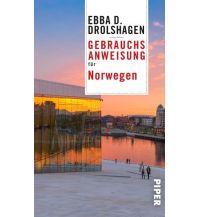 Reiseführer Gebrauchsanweisung für Norwegen Piper Verlag GmbH.