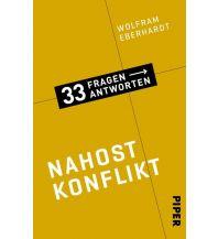 Reiselektüre Nahostkonflikt Piper Verlag GmbH.
