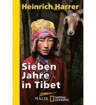 Bergerzählungen Sieben Jahre in Tibet Malik National Geographic