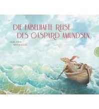Geografie Die fabelhafte Reise des Gaspard Amundsen K. Thienemann Verlag GmbH. & Co.
