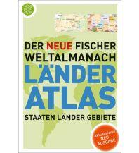 Weltatlanten Der Fischer Weltalmanach Länderatlas Fischer Taschenbuch Verlag GmbH