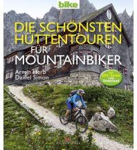 Mountainbike-Touren - Mountainbikekarten Die schönsten Hüttentouren für Mountainbiker Delius Klasing Verlag GmbH