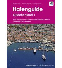 Revierführer Meer Hafenguide Griechenland, Band 1 Delius Klasing Edition Maritim GmbH