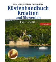 Revierführer Meer Küstenhandbuch Kroatien und Slowenien Delius Klasing Edition Maritim GmbH