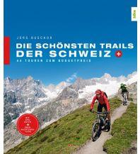 Mountainbike-Touren - Mountainbikekarten Die schönsten Trails der Schweiz Delius Klasing Verlag GmbH