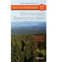 Wanderführer Slow Foot Wanderungen Böhmerwald, Bayerischer Wald Styria Medien AG, Verlag Styria