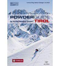Skitourenführer Österreich PowderGuide Tirol Tyrolia Verlagsanstalt