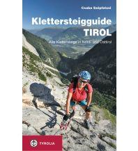 Klettersteigführer Klettersteigguide Tirol Tyrolia Verlagsanstalt