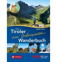 Winterwander- und Schneeschuhführer Das Tiroler Vier Jahreszeiten-Wanderbuch Tyrolia Verlagsanstalt