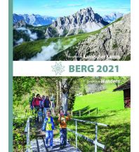 Alpenvereinsjahrbuch Berg 2021 Tyrolia Verlagsanstalt