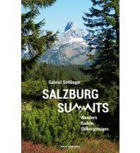 Skitourenführer Österreich Salzburg Summits Anton Pustet Verlag