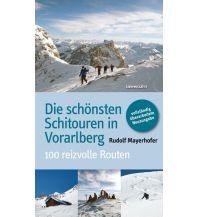 Skitourenführer Österreich Die schönsten Schitouren in Vorarlberg Löwenzahn Verlag