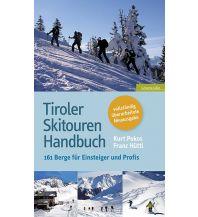 Skitourenführer Österreich Tiroler Skitouren Handbuch Löwenzahn Verlag