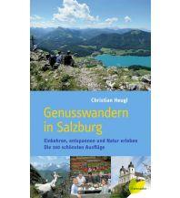 Unterwegs mit Kindern Genusswandern in Salzburg Löwenzahn Verlag