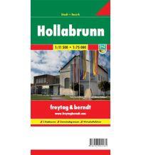 f&b Stadtpläne Hollabrunn Freytag-Berndt und ARTARIA