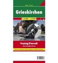 f&b Stadtpläne Grieskirchen Freytag-Berndt und ARTARIA
