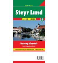f&b Stadtpläne Steyr Land Freytag-Berndt und ARTARIA