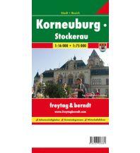 f&b Stadtpläne Korneuburg - Stockerau Freytag-Berndt und ARTARIA