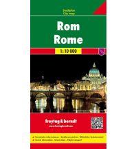 f&b Stadtpläne Rom, Stadtplan 1:10.000 Freytag-Berndt und ARTARIA