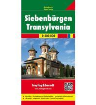 f&b Straßenkarten freytag & berndt Auto + Freizeitkarte, Siebenbürgen 1:400.000 Freytag-Berndt und ARTARIA