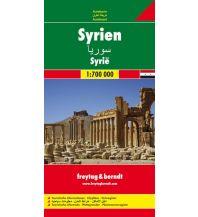 f&b Straßenkarten f&b Autokarte Syrien 1:700.000 Freytag-Berndt und ARTARIA