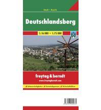 f&b Stadtpläne Deutschlandsberg Freytag-Berndt und ARTARIA