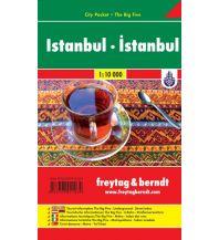 f&b Stadtpläne Istanbul, City Pocket + The Big Five Freytag-Berndt und ARTARIA
