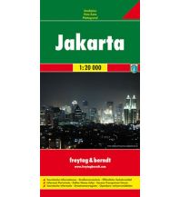 f&b Stadtpläne Jakarta Freytag-Berndt und ARTARIA