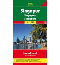 f&b Stadtpläne Singapur Freytag-Berndt und ARTARIA