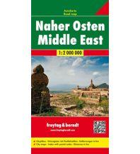 f&b Straßenkarten f&b Autokarte Naher Osten 1:2 Mio. Freytag-Berndt und ARTARIA