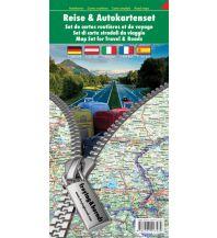 f&b Straßenkarten Österreich • Deutschland • Frankreich • Italien • Spanien Freytag-Berndt und ARTARIA