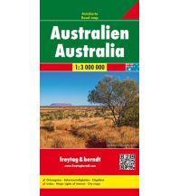 Straßenkarten Australien - Ozeanien f&b Autokarte Australien 1:3 Mio. Freytag-Berndt und ARTARIA