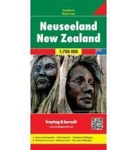 Straßenkarten Australien - Ozeanien f&b Autokarte Neuseeland 1:700.000 Freytag-Berndt und ARTARIA