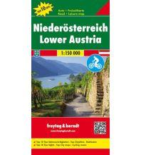 f&b Straßenkarten freytag & berndt Auto-Rad-Freizeitkarte Niederösterreich 1:150.000 Freytag-Berndt und ARTARIA
