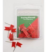 Pins und Fähnchen Pin Fähnchen rot Freytag-Berndt u. Artaria KG Planokarten