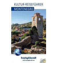 f&b Bücher und Globen Montenegro, Kultur-Reiseführer Freytag-Berndt und ARTARIA