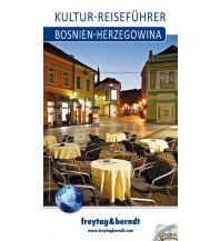 f&b Bücher und Globen Bosnien-Herzegowina, Kultur-Reiseführer Freytag-Berndt und ARTARIA