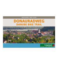 Radführer Donauradweg, Passau - Wien - Bratislava, Radatlas 1:125.000 Freytag-Berndt und ARTARIA