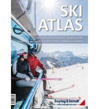 Skigebieteführer Ski-Atlas Freytag-Berndt und ARTARIA