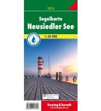 Seekarten f&b Segelkarte Neusiedler See 1:50.000 Freytag-Berndt und ARTARIA