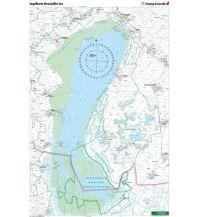 Seekarten Poster - Segelkarte Neusiedlersee 1:50.000 Freytag-Berndt u. Artaria KG Planokarten