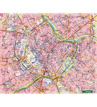 f&b Stadtpläne Wien, Stadtplan, 1:6.250, Poster Freytag-Berndt u. Artaria KG Planokarten