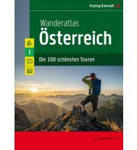 f&b Wanderkarten Wanderatlas Österreich, Jubiläumsausgabe 2020 Freytag-Berndt und ARTARIA