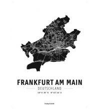 Frankfurt am Main, Designposter Freytag-Berndt u. Artaria KG Planokarten